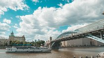Private Moscow Boat Tour Tickets