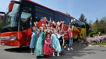 Shared Arrival Transfer: Paris Airports to Disneyland Paris Hotels Tickets