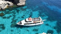 Gozo, Comino and Blue lagoon Cruise Tickets