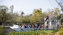 Florida Everglades Airboat Adventure plus Miami Biscayne Bay Cruise Tickets