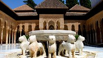 Alhambra: Nasrid Palaces exclusive tour after closing