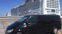 Shared Transfer From the Civitavecchia Port to Rome Tickets