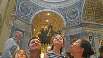 Skip-the-Line Private Vatican & Sistine Chapel Tour with Kid-Friendly Activities