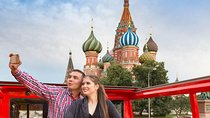 City Sightseeing Moscow Hop-On Hop-Off Bus Tour with Optional Cruise Tickets