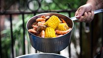 Mister Gregory's Famous Shrimp Boil and a Show