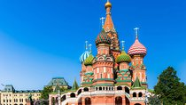 Private Walking Tour: Moscow Including the Kremlin