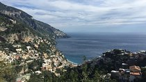 Amalfi Coast private tour from Naples Hotel or Port with English speaking driver Tickets
