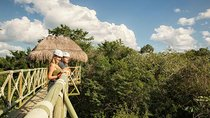Cancun Combo Tour: Zipline and Off-Road Buggy Adventure, Cancun