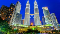 Singapore to Kuala Lumpur Private Chauffeur Tour - 17 Hours [1-6pax] Tickets