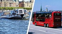 Stockholm Panorama & Under the Bridges of Stockholm Tickets