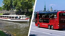 Stockholm Panorama & Royal Canal Tour Tickets