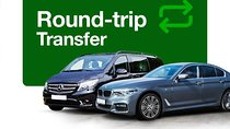 Round Trip Private Transfer: CPH Copenhagen Airport to Copenhagen Hotel Tickets