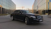 VIP airport transfer in Warsaw (WAW) - Mercedes E-Class with private driver Tickets