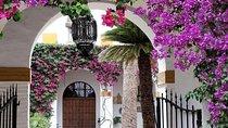 Las Dueñas guided tour. Palace and gardens.