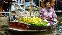 Hua Hin: Thai-Haus und schwimmender Markt Damnoen Saduak