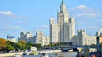 1-hour scenic Moscow River Cruise Tickets