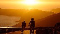 Sunset ebiking in Monterosso-Cinque Terre