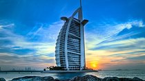 Dubai City highlights with Evening Creek Dhow Cruise dinner Combo Tickets