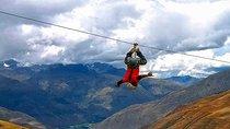 Zipline in Chinchero