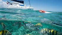 All Inclusive Private Sailing Catamaran Karisma - in Puerto Morelos, Playa del Carmen