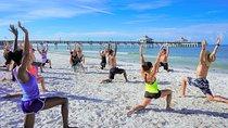 Carribeans Breeze Yoga on the beach, Cancun