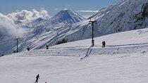 Skiing Near Auckland