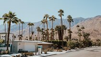 Mid-century modern homes in Palm Springs, California