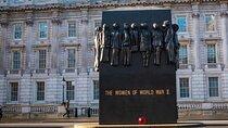Women of World War II statue in London, England