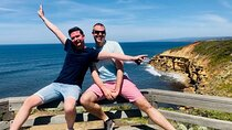 James and Andy of VIC Rainbow Tours.
