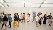 Art Basel week in Miami, Florida.