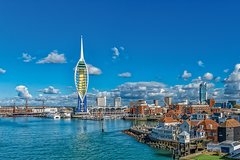 Emirates Spinnaker Tower Portsmouth Entrance Ticket Private Car Transfers