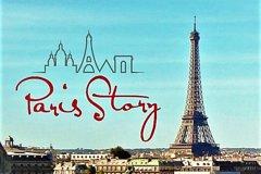 Paris Story: The Movie