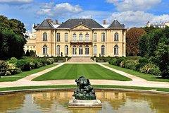 Imagen Entrada al Museo Rodin de París