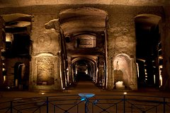 Official San Gennaro Catacombs Tour in Naples