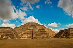 Tickets, museums, attractions,Major attractions tickets,Excursion to Teotihuacan