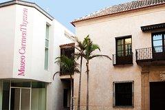 Imagen Museo Carmen Thyssen de Malaga Entrance Ticket