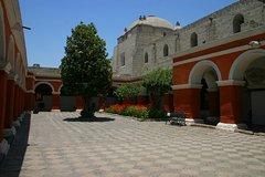 Tickets, museos, atracciones,Entradas a atracciones principales,Monasterio de Santa Catalina