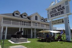 Texas Civil War Museum and Fort Worth Cattle Drive Admission