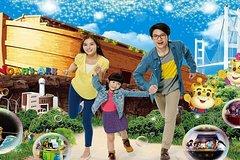 Hong Kong Noah's Ark Admission Ticket