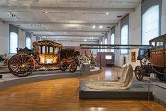 Imperial Carriage Museum near Schönbrunn Castle Kaiserliche Wagenburg Wien