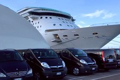 Civitavecchia Port to Rome City Center Transfer