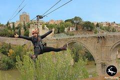 Imagen Toledo On Your Own From Madrid & Zipline