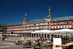 Imagen Guided Walking Tour of Historical Madrid