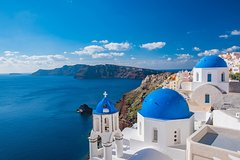 4-Day Athens Highlights and Santorini