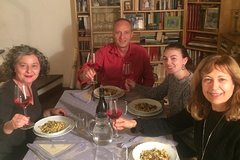 Pasta Lover's Kitchen - Learn to Make Fresh Pasta from a Food & Wine Journalist