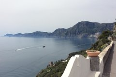 Full-Day Private Amalfi Coast Tour from Sorrento