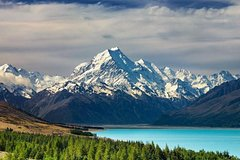 Imagen Queenstown to Mt Cook Private Luxury Day Tour