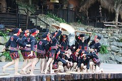 Half Day Tour to Li and Miao Minority Culture Park