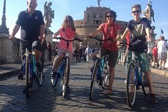 Central Rome guided Bike Tour