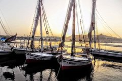 Imagen 1-Hour Private Felucca Cruise on the Nile River